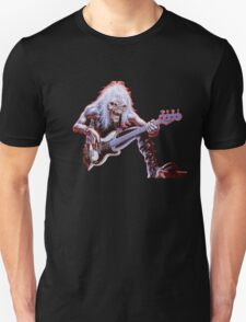 IRON MAIDEN ON PERFOME Unisex T-Shirt