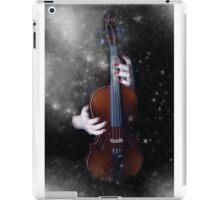 The winter's music iPad Case/Skin