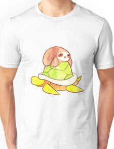 Little Sloth and Big Turtle Unisex T-Shirt