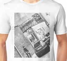 Cork City street Unisex T-Shirt