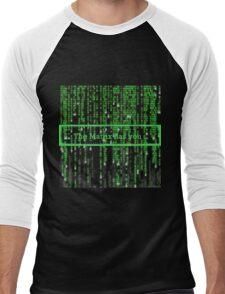 The Matrix has you Men's Baseball ¾ T-Shirt
