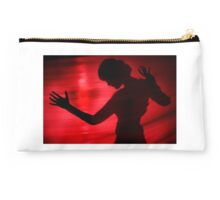 The red silhouette  Studio Pouch