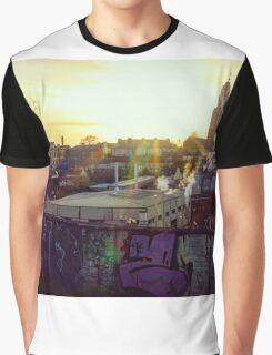 Cork City Graphic T-Shirt