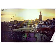 Cork City Poster