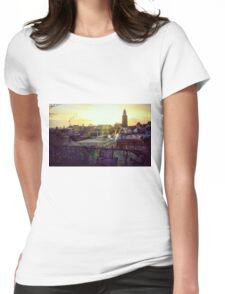 Cork City Womens Fitted T-Shirt