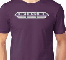 MONORAIL - VIOLET Unisex T-Shirt