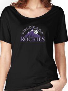 colorado rockies Women's Relaxed Fit T-Shirt