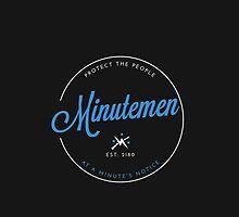 MINUTEMEN by SallyDiamonds