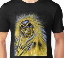 IRON MAIDEN YELOW Unisex T-Shirt