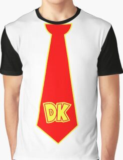 donkey kong neck tie Graphic T-Shirt