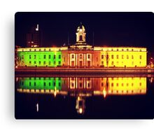 Cork City Hall Canvas Print