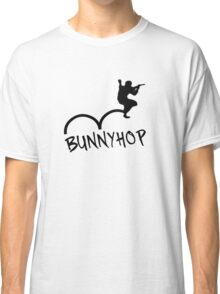 "CS:GO Bhop Print ""BUNNYHOP"" Classic T-Shirt"