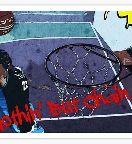 Basketball - Streetball Sticker