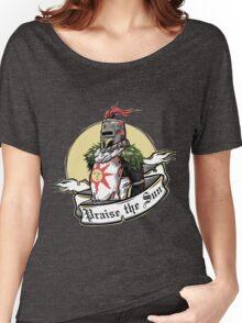 praise the sun  Women's Relaxed Fit T-Shirt