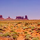 Monument Valley by Buckwhite