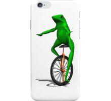 Dat boi frog iPhone Case/Skin
