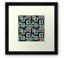 Creative design for children and teenagers. Framed Print