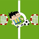 Soccer by Sonia Pascual