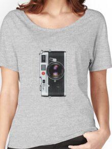 Leica M6 Women's Relaxed Fit T-Shirt