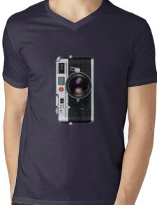 Leica M6 Mens V-Neck T-Shirt