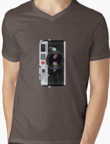 Leica M6 Mens V-Neck T-Shirt