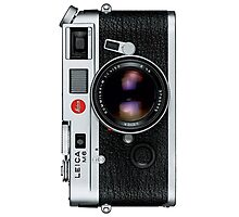 Leica M6 Photographic Print