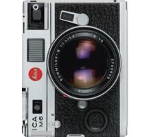Leica M6 iPad Case/Skin
