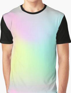 Holographic neon smog. Graphic T-Shirt