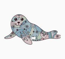Seal pup Kids Tee