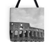 The Mighty World Of Colosseum Tote Bag