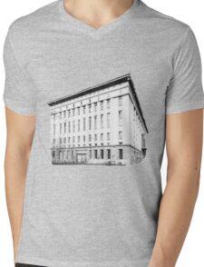 Berghain Mens V-Neck T-Shirt