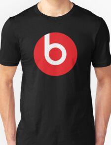 Beats | Logo | Black Background | High Quality!  Unisex T-Shirt