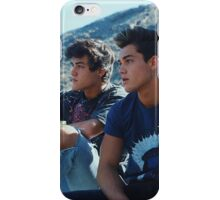 Dolan twins iPhone Case/Skin