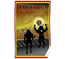 Mass Effect Tartarus Travel Poster Fan Art Poster