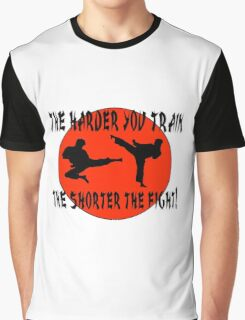 For Martial Art Champions. Graphic T-Shirt