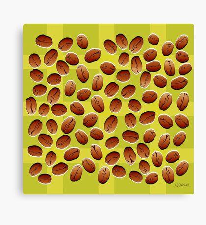 Caffeine Overdose Canvas Print