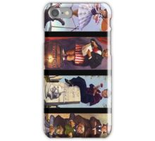 Haunted mansion all Characthers iPhone Case/Skin