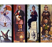 Haunted mansion all Characthers Photographic Print