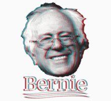 Bernie Sanders 3d One Piece - Short Sleeve