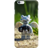 Photo monster iPhone Case/Skin