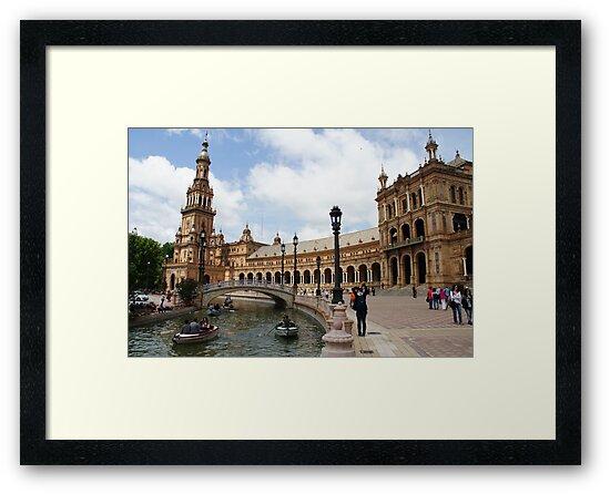 Plaza de España by CiaoBella