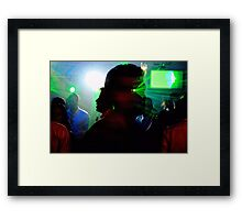 The Terminator... Framed Print