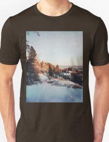 Trondheim. Unisex T-Shirt