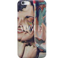 Vogue iPhone Case/Skin