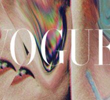 Vogue Sticker