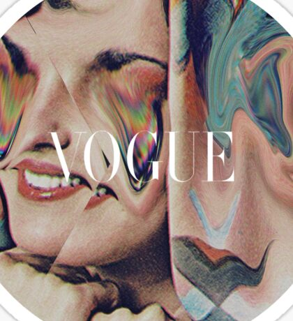 Vogue Sticker