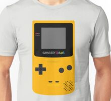 Game Boy Yellow Unisex T-Shirt