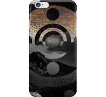 Somewhere not here IV iPhone Case/Skin