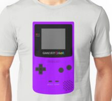 Game Boy Violet Unisex T-Shirt