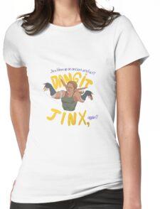 Dangit, Jinx Womens Fitted T-Shirt